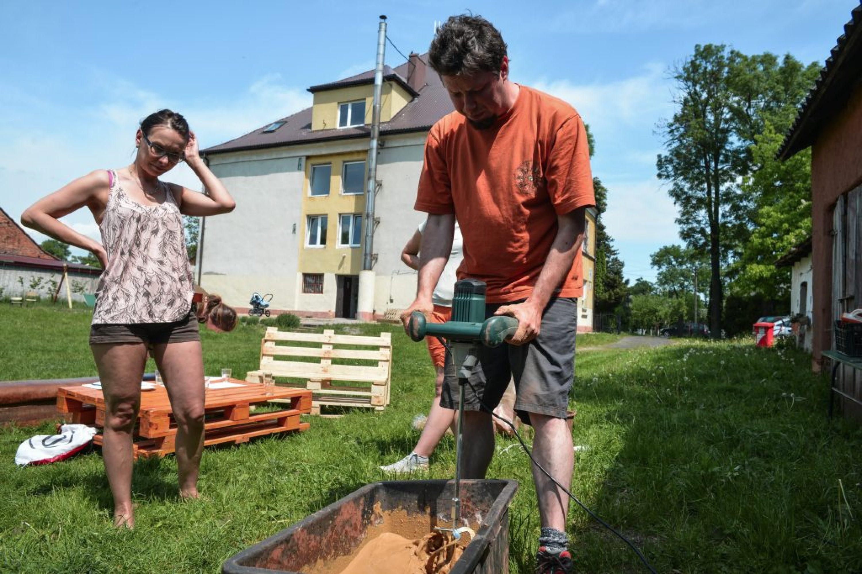 Dorota et Jakub, créateurs de la fondation Camposfera