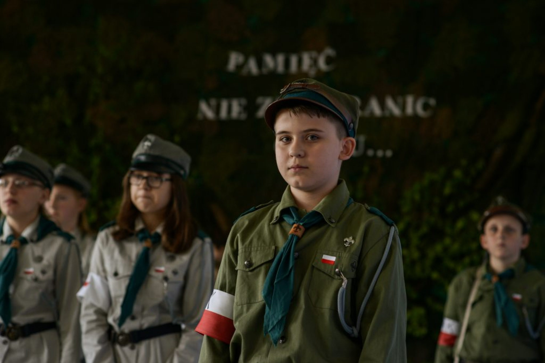 À nos héros polonais