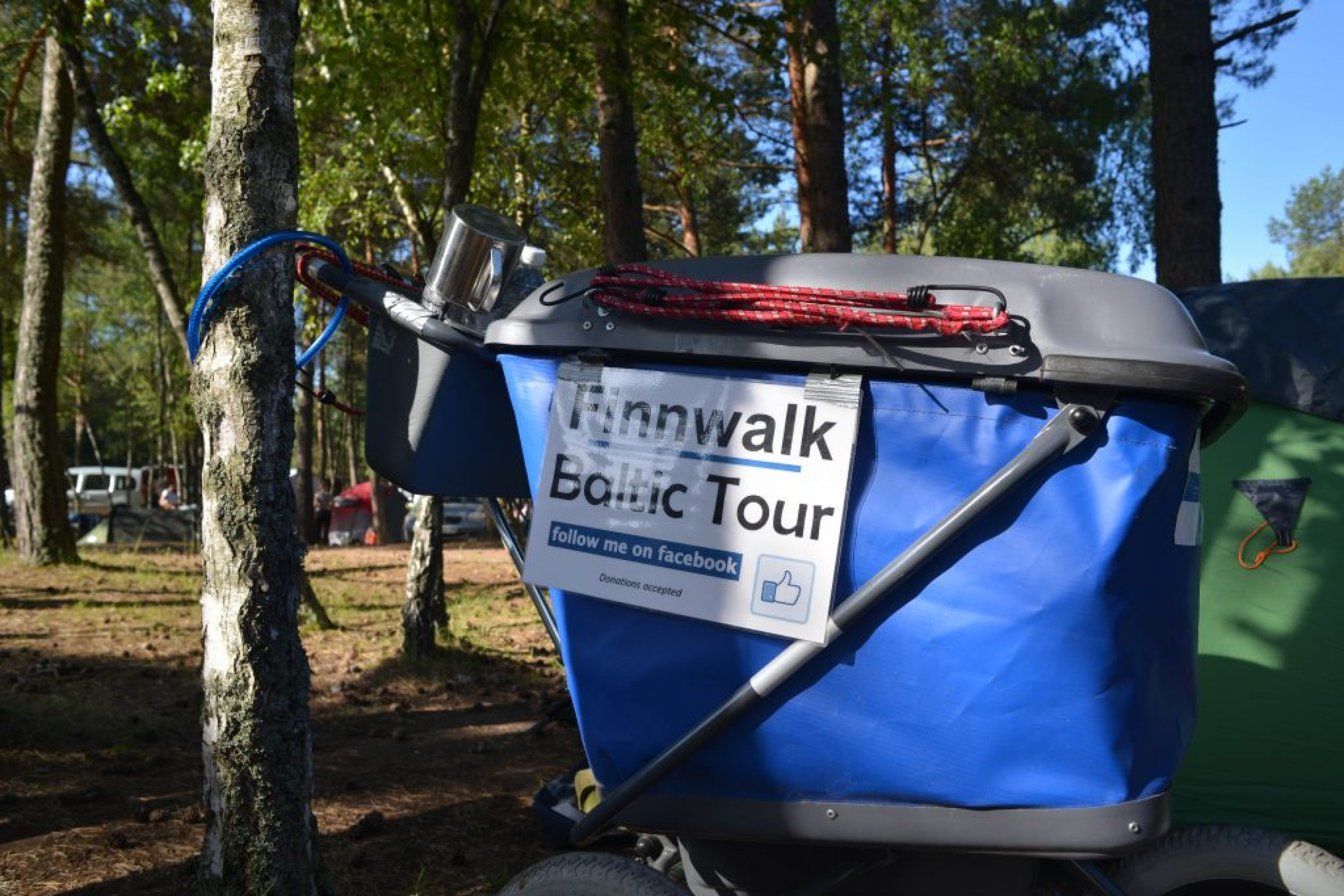 Finnwalk, baltic tour