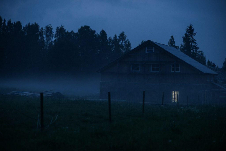 En terre lettone