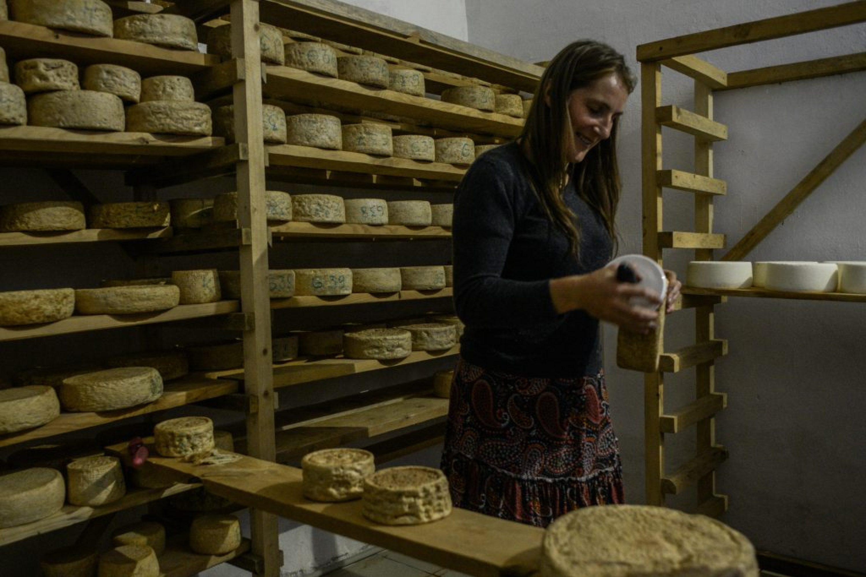 Ruta, fromagère enracinée