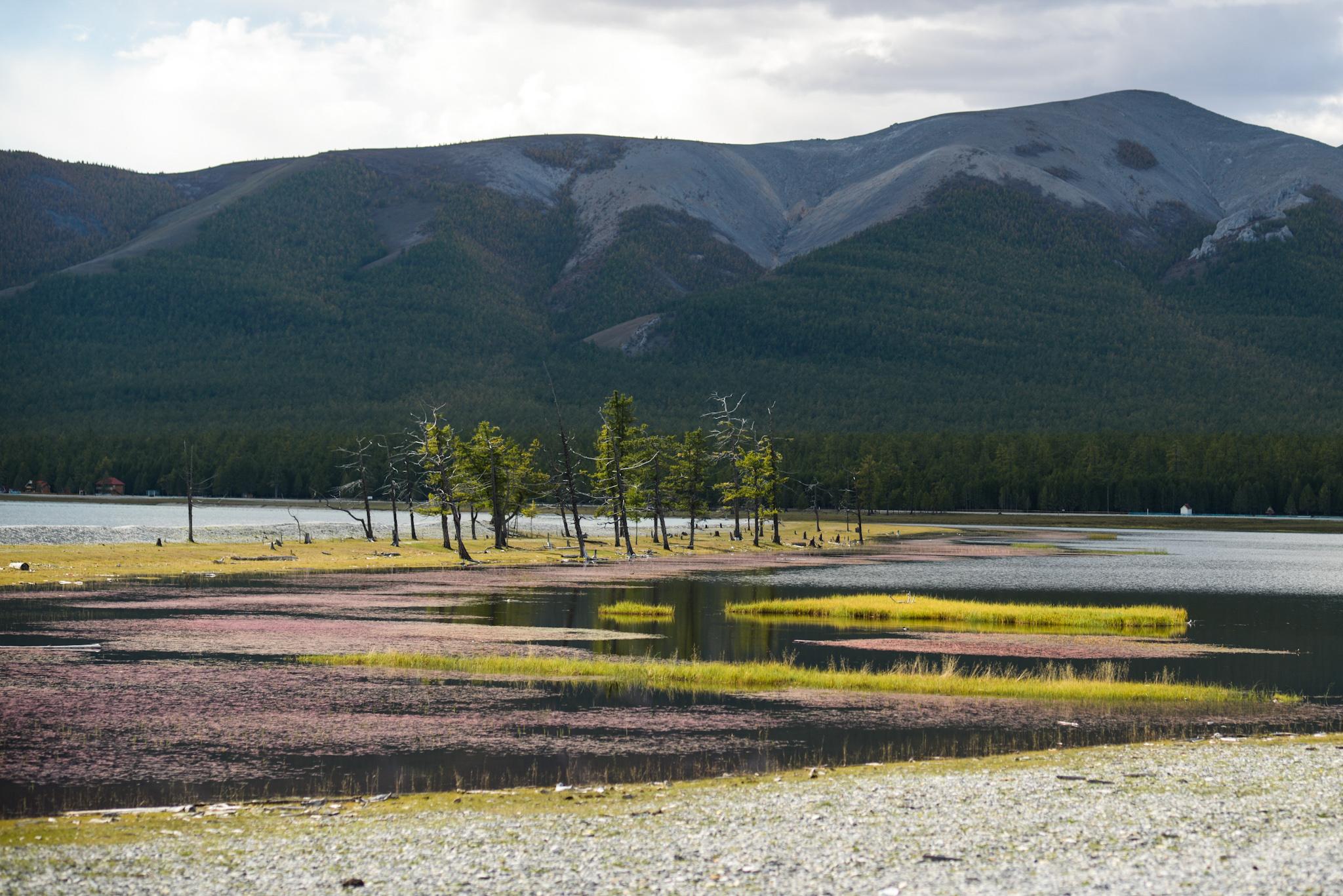 Lac de Khövsgöl