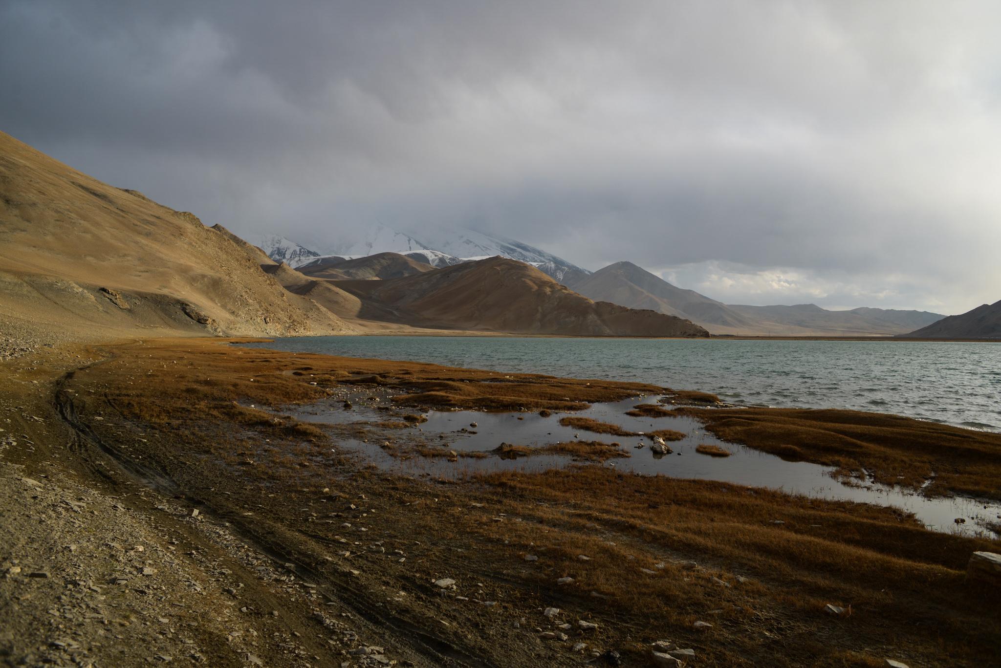 Sur la route du Karakoroum
