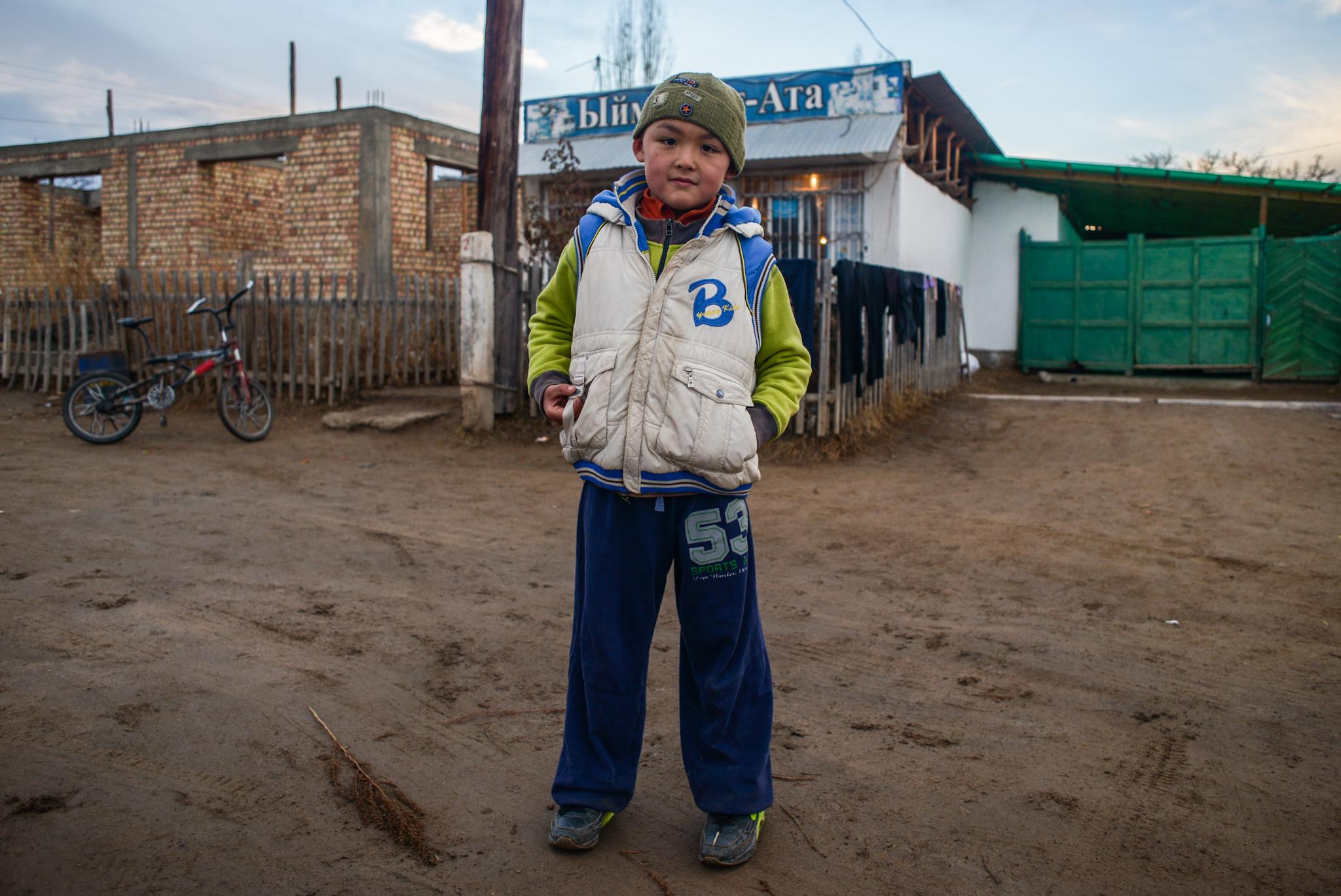 De Kyzyl-Suu à Kyzyl-Tuu
