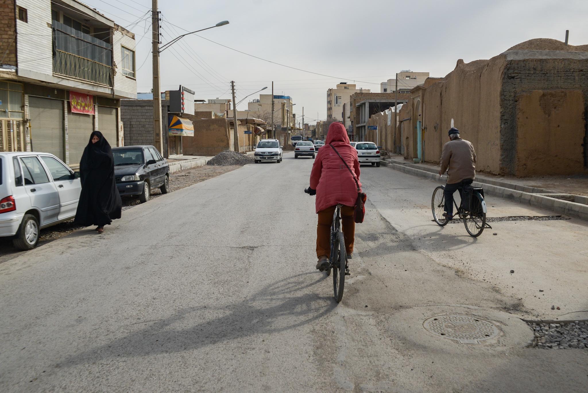 Najafabad bicycle club